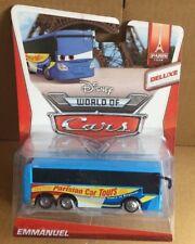 CARS 2 - EMMANUEL - Mattel Disney Pixar