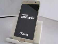 Samsung GALAXY s7 oro, 1 anno di garanzia senza SIM-lock, niente graffi!!!