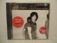 PETE YORN musicforthemorningafter Columbia CD 2001 Sony Music Entertainment NEW!