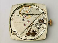 Vintage Sekonda Cal 2609 Watch Movement, Dial + Hands for Parts / Spares