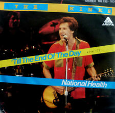 "7"" 1979 GERMAN PRESS IN MINT- ! THE KINKS : Till The End Of The Day LIVE"