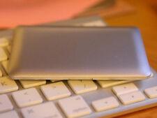 Silver Pocket MacBook,Air Laptop Clear Glass Women Cosmetic Beauty Mirror Mini