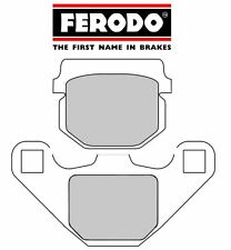 FERODO FDB313EF pastiglie anter KEEWAY Dragon 250 Quad 250 2007 > 2009