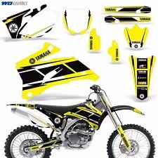 Graphic Kit + Backgrounds Yamaha YZ250F YZ450F Dirt Bike MX 2006,2007,2008,2009