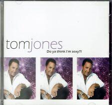 Tom Jones - Do Ya Think I'm Sexy?! (Remixes 2005) CD - Near Mint