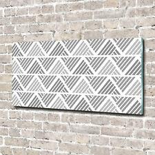 Glas-Bild Wandbilder Druck auf Glas 140x70 Deko Sonstige Geometrische Figuren
