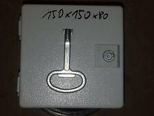 grau Gehäuse E-Box Rittal EB 1548.500-150 x 300 x 120 mm Stahl