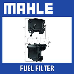 Mahle Fuel Filter Assembly KL431D - Fits Ford, Peugeot - Genuine Part