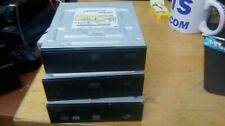 3 DVD ROM DRIVEs SATA  Untested sold as seen