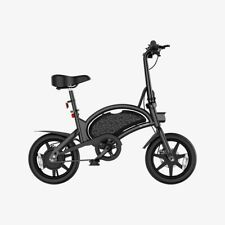 Jetson Bolt PRO folding Electric Ride Bicycle (Black) - BRAND NEW cealed