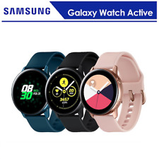 Samsung Galaxy Watch Active 40mm SM-R500 Bluetooth Sports Smartwatch