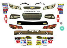 2013 Chevrolet Headslights - Tailights & Grills 1/25th - 1/24th Scale Decals