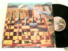 PETER HAMMILL Fools Mate Robert Fripp Charisma LP Van Der Graaf Generator