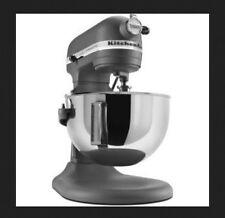 KitchenAid Pro 600 Stand Mixer RKP26m1xgr 6 Quart Big Professional imperial grey