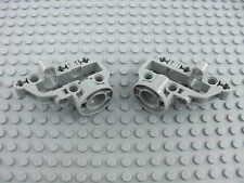 LEGO Technic - 2x Achshalter Lenkung Steering Portal Axle 92908 8110 Unimog