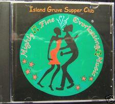 Island Gruve Supper Club - Reggae - MIGHTY FINE EVERLASTING MUSIC CD