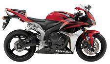 HONDA 2 COLOUR TOUCH UP PAINT KIT CBR600RR 2007 ITALIAN RED AND GRAPHITE BLACK.