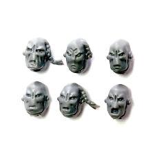 Tau Empire Fire Warriors / Breacher Team BARE HEADS (A) 40K