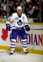 Doug Gilmour Toronto Maple Leafs 8x10 Photo