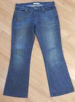 Levi's 544 Womens Jean Bootcut size 8 US M
