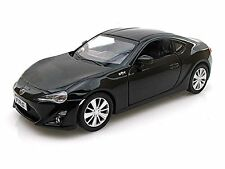 "RMZ Scion 2013 Toyota FR-S FRS brz 1:36 scale 5"" diecast model car Black"