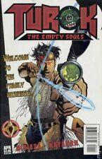 Turok #1:  Empty Souls (1997) Acclaim Comics