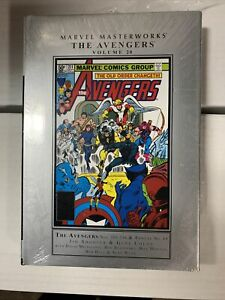 Marvel Masterworks AVENGERS Volume #20 Hard Cover 2020 Global Shipping