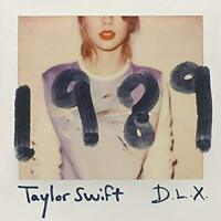 TAYLOR SWIFT-1989 -DELUXE EDITION-JAPAN CD+DVD