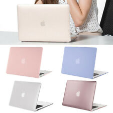 "Laptop Lid Rubberized Case Keyboard Cover for Macbook Air Pro 11""13""15"" Retina"