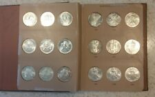 1986-2006 Complete Silver American Eagle Dollar -Some toning -  Includes 1996