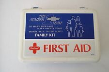 CHEVROLET NOS FIRST AID KIT LATE 60'S EARLY 70'S