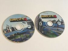VIDEO GAME DISC ONLY DVD ROM COMPUTER PC EA SIM CITY 4 DELUXE EDITION 2003 ESRB
