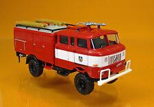 Busch 95228 IFA W 50 Feuerwehr TLF Feuerwehr Polen Scale 1 87 NEU OVP