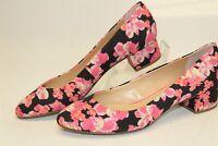 Banana Republic NEW Womens 8 M Floral Print Pumps Heels Summer Shoes