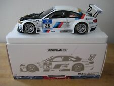 1:18 BMW M3 GT2 Minichamps Diecast (E92) - 2010 #25 Winner- LAST ONE!