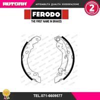 FSB688-G Kit ganasce freno post Fiat-Ford (FERODO)