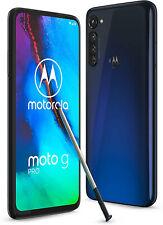 "Nuevo Motorola Moto G Pro Mystic Indigo 6.3"" 128GB Doble SIM Andriod 10 Desbloqueado si"