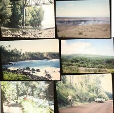 35mm slide lot 1971 Hawaii Oahu 139 slides 2 x 2 2x2 color