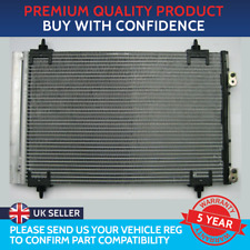 CONDENSER AIR CON RADIATOR TO FIT CITROEN BERLINGO DS4 DS5 PEUGEOT 307 PARTNER