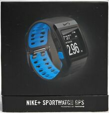 Nike+ 1JA0.017.02S Sport Watch Blue/Anthracite TomTom GPS Powered plus running B