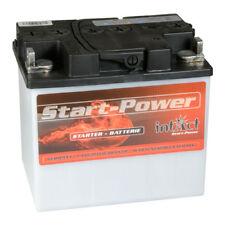 intact Motorradbatterie Batterie 12V 30Ah 53030 Y60-N30L-A