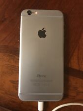 Apple iPhone 6 -16GB -Space Gray AS*IS*! icloudoff - clean imei-No returns