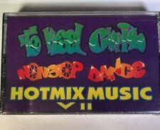 TO KOOL CHRIS NONSTOP DANCE HOTMIX MUSIC VII Cassette