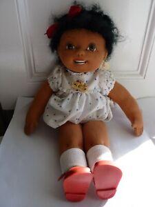 Vintage Brenda Brightmore ' Veronica' Cloth Doll