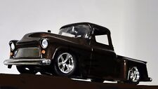 Pickup Truck Ford 1 1950s Hot Vintage Rat Rod Car 12 F150 18 Carousel Brown 24