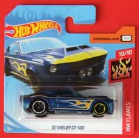 Hot Wheels 2019   ´67SHELBY GT-500   33/250 NEU&OVP
