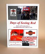 More details for new midland red book 'days of seeing red' stories of everyday life on the bmmo