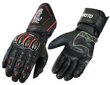 Winter Motorcycle GLOVES Waterproof Leather Thermal Motorbike SPS Knuckle Armour