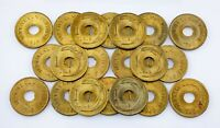 1949 Turkey 1 Kurus Coin Lot (20 coins) All in BU Condition! KM# 881