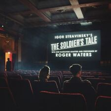 The Soldier'S Tale-Narrated By Roger Waters von Igor Strawinsky (Musik) NEU